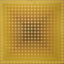 CTA.gold.by.victor.vasarely