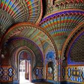 the.peacock.room.sammezzano.castle.tuscany.Raymond.Cibrowski.photography